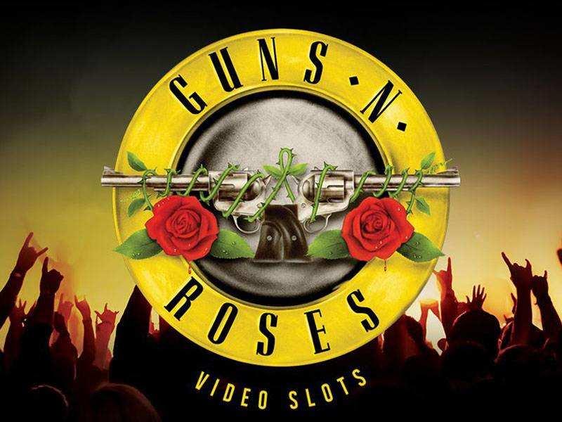 Guns N' Roses Slot Banner